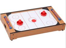 Sports Entertainment Air Hockey Mini Table Puzzle Leisure Intelligence Activities Children Creative Hockey Gift For Kid(China)