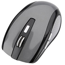 CAA-Hot Sale 2.4GHz Wireless Cordless Optical Scroll Computer PC Mouse Foldable USB Dongle(China)