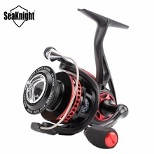 SeaKnight Saltwater Spinning Fishing Reel 6.2:1 10+1BB AXE2000H/3000H/4000H CNC Spool Lightweight Brand Sea Carp Fishing Gear