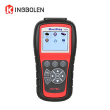 Original AUTEL MaxiDiag Elite MD805 All Systems Diagnostic Tool Same as MaxiDiag MD802 All System Scanner MD805 Code Reader(China)