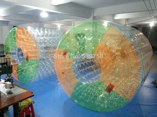 (China Guangzhou) manufacturers selling Water toys, water roller, Inflatable roller ,COB-457