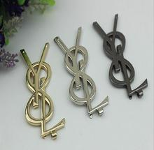 (10 pcs / lot) new high-grade luggage handbag hardware accessories DIY decorative small objects