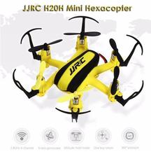 JJRC H20H Mini RC Quadcopter 2.4GHz 4CH 6 Axis Gyro Mini Drone with Headless Mode Altitude Hold Night Flight Helicopter Toy(China)