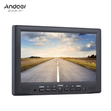 "Andoer AD-701 7"" Professional Camera Monitor 800*480 HD LCD Display High Definition Digital Field Monitor for DSLR Cameras"
