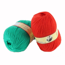 1pc Cashmere Yarn Wool Blended Acrylic Hand Knitting Yarn for Sweater Clothing Warm New 100g