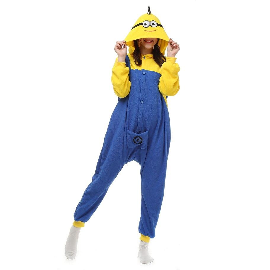 Adults-Polar-Fleece-Kigurumi-Minion-Cosplay-Costume-Cartoon-Animal-Onesie-Pajamas-Halloween-Masquerade-Party-Jumpsuit (1)