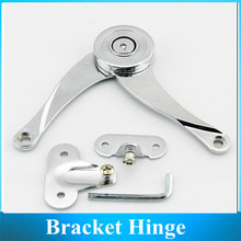 Cabinet  Door Strut Turn Door UP and Down Bracket Hinge 2PCS