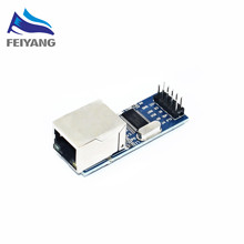 1PCS SAMIORE ROBOT ENC28J60 SPI interface network module Ethernet module(China)