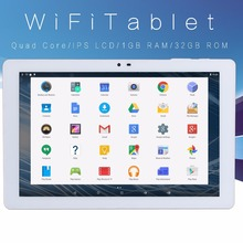 New 10 inch Android 5.0 Tablet pc 32GB WIFI tablets pc quad core Mini computer 7 8 9 10 inch android tablet pc slot(China)