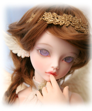1/4 scale BJD lovely kid cute BJD/SD human body MD Tuff Sueve Resin figure doll DIY Model Toys.Not included Clothes,shoes,wig