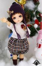 BJD doll SD Special doll ver. Lea Sp.body tanned skin BB baby