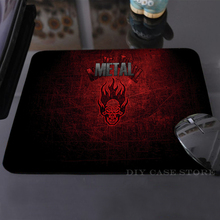 2016 Promotion Real Stock Tapis De Souris Alfombrilla Raton Mousepad Cute Metal Mouse Mat Rubber Cool Non-skid Desk Gaming Pad