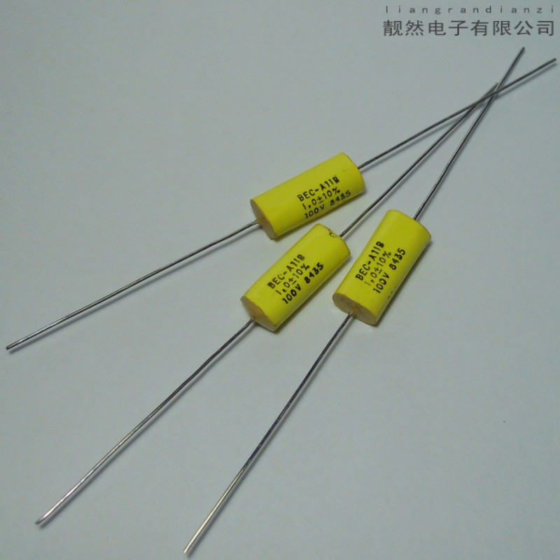BEC United States original authentic A11B 1uF 100v coupling capacitor<br><br>Aliexpress