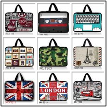 Men Women personalized notebook laptop sleeve bag case for 7 10 12 13 14 15 17 inch tablet computer PC LOGO customizeable