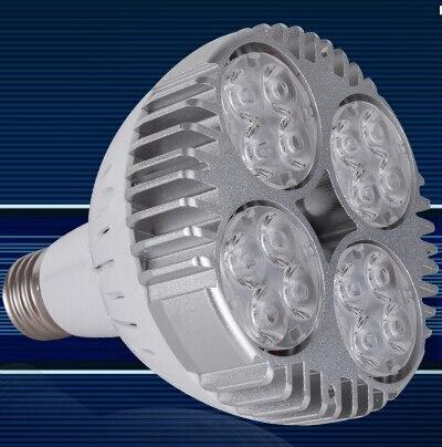 PAR30 LED  Bulb 30W E27 LED Lamp Spot Lighting Indoor light LED Track light AC85-265V Free Shipping<br>