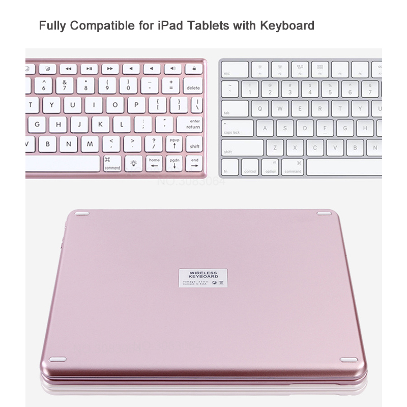 3 For Apple iPad Keyboard