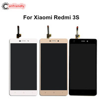For Xiaomi Redmi 3S LCD Display + Touch Screen Replacement Digitizer Assembly For Xiaomi Redmi 3S 3 S Mobile Phone replace lcd