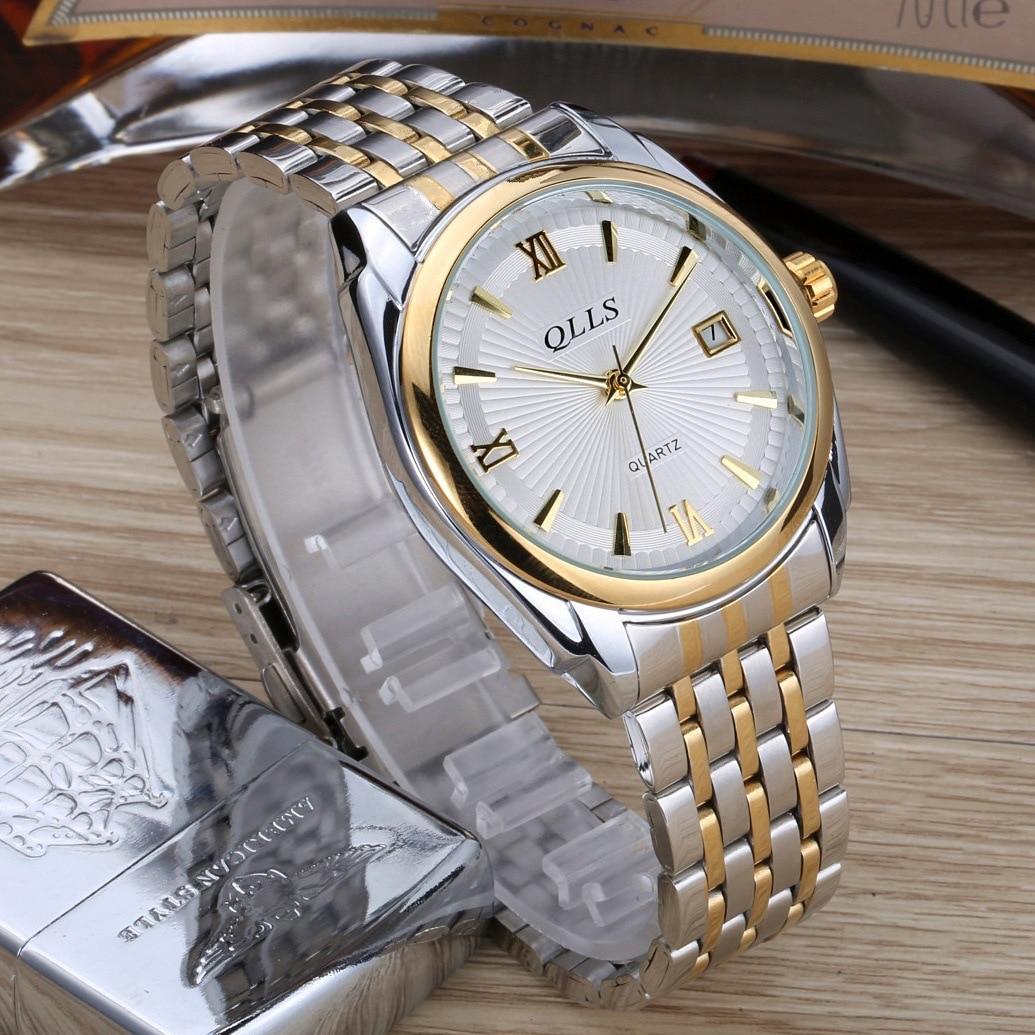 QLLS skeleton watch black mens watches automatic watches men luxury brand watch mens mechanical otomatik erkek kol saati<br>