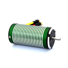 X-Team RC model accessories XTI4082 4-Poles Inrunner Brushless DC Motor for 1/8 car and boat(China)