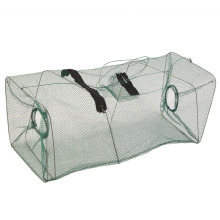 Foldable Crab Fish Crawdad Shrimp Minnow Fishing Bait Trap Cast Net Cage free shipping