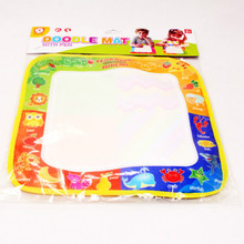 New Toys Water Drawing Mat 29 * 30cm Painting And Writing Doodle With Magic Pen Non-toxic Drawing Board For Baby Kids