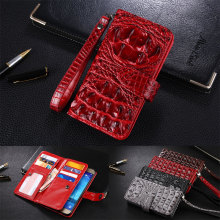 Wallet Alligator Crocodile Skin Pu Leather Phone Case For Meizu MX4 MX4-Pro MX5 MX5-Pro Pro-5 Multi-Function Cover Cases Part