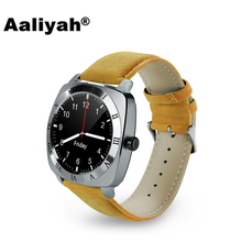 Aaliyah X3 Bluetooth Smart Watch With Camera Facebook Whatsapp Support SIM TF Card Call Smartwatch For Android Phone PK DZ09 Q18(China)