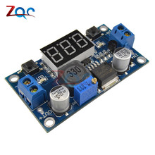 DC-DC Buck Step Down Module LM2596 DC/DC 4.0~40V to 1.25-37V Adjustable Voltage Regulator With LED Voltmeter(China)