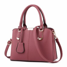 Buy Hot !Brand Name Tote Satchel Sac Women Bag Lady Handbag OL Style Shoulder Bags Casual Zipper Messenger Bags PU Leather Bag for $16.62 in AliExpress store
