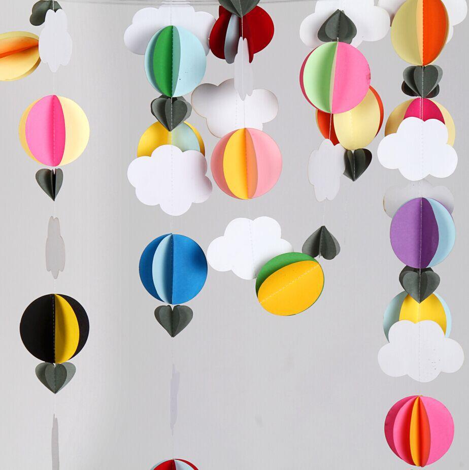 Воздушные шары гирлянда своими руками 37