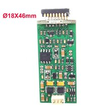 CNDST Sony Effio Color CCD Mini Camera Module with Plug and Cord 800TVL 0.001Lux with IR Filter CCTV Sony HD Mini Board Camera(China)