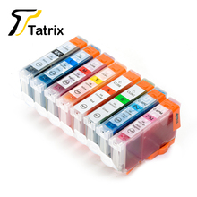 8PK 8 Colors CLI 8 With Chip Compatible Ink Cartridge For Canon PIXMA iP3300 iP4200 iP4300 iP4500 Printer(China)