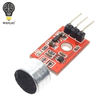 Buy MAX9812 Microphone Amplifier Sound MIC Voice Module Arduino 3.3V/3.5V MIC microphone amplifier module for $1.80 in AliExpress store
