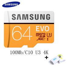Buy SAMSUNG Micro SD Card Memory Card 32GB 95Mb/s 128GB 64GB 16GB 8GB Class 10 Microsd Flash U3 4K / U1 TF Card Phone Tablet for $2.69 in AliExpress store