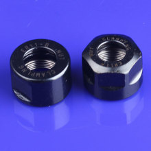 1Pc ER11 Nut ER High Precision CNC Router Engraving Machine ER Collet Nut Accessory Sparepart ER11 Nuts Code 3798(China)