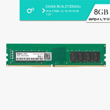 ARM Lrd Memory RAM DDR4 8GB 4GB 2133MHz CL15-15-15-35 1.2V 1Rx8 288-Pin SODIMM Ram For Desktop Memory Stick Compatible PC4-2400(China)