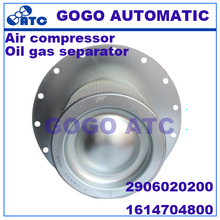 High quality Oil gas separator 2906020200 1614704800 Air compressor maintenance accessories Three filters(China)