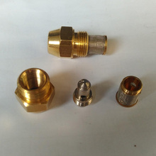 "9/16"" Oil Nozzle for waste oil burner ,brass oil mist nozzle,Oil Atomizer Nozzle"