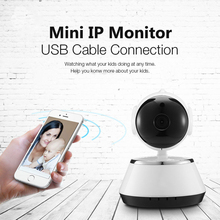 Mini Camcorder Wireless WiFi IP Mini Camera 720P Infrared Camera Motion Detection Casus Kamera Home Security Monitor For Phone(China)