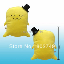 Code Geass(C.C) 's cheese kun plush pillow 14 Soft Stuffed Doll