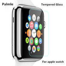 Ultra Thin 0.3mm 2.5D Premium Tempered Glass for Apple watch 38mm 9H Hardness Scratch Proof for Apple watch 42mm ScreenProtector