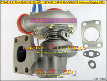 GT2052S 727266 452301 727266-5001S 727266-0001 452301-0001 2674A391 2674A326 Turbo For Perkin 02- For JCB 3CX Industrial Engine