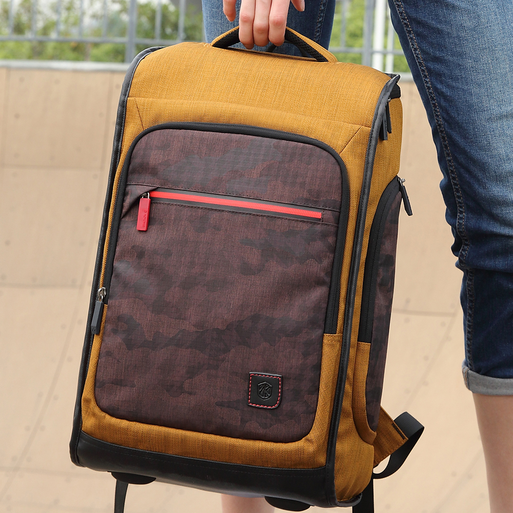 Aoking Vintage Men Women Backpacks School Bags for Teenagers Boys Girls Large Capacity Laptop Backpack Fashion Men Backpack<br>