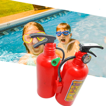 Water Squirt Gun Fire Control Backpack Extinguisher Style Toy For Children Kids