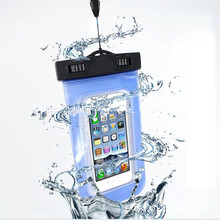 Mobile Phone Waterproof Bag Case For Microsoft Nokia Lumia 540 Underwater Water Proof cover For Philips Xenium W6610 W6618