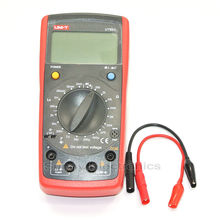 UNIT UT603 multimeter, professional measuring resistance / inductor / capacitor / diode / transistor / Continuity Buzzer.
