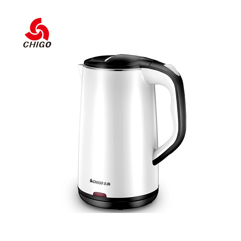 Chigo Electric Kettles Stainless Steel Smart Constant Temperature Control Water home 1.8L 1500W Thermal Insulation Teapot ZD1898<br>