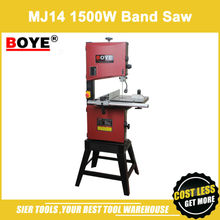 "MJ14 1800W Band Saw Machine/BOYE 14"" Woodworking Band-sawing Machine"