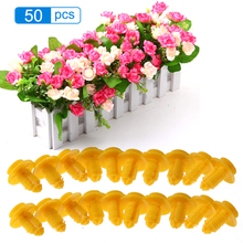 50Pcs Universal Motor Car Rivet Auto Fastener Bumper Clip For automotive fender, bumper, door car accessaries