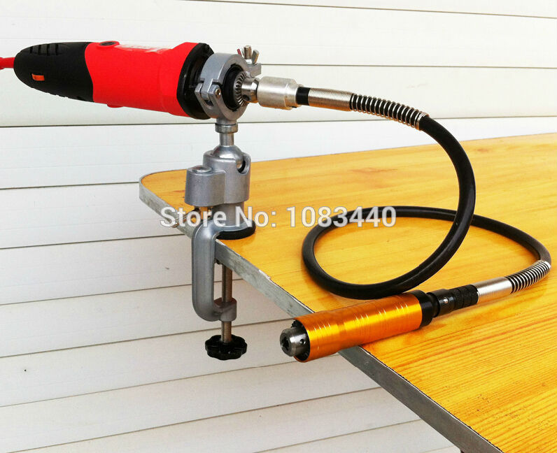 0.3-6.5mm Handle pen with Rubber Flexible shaft Axis Tube adapted to electric drill the rotary tools for jewels Free shipping<br>